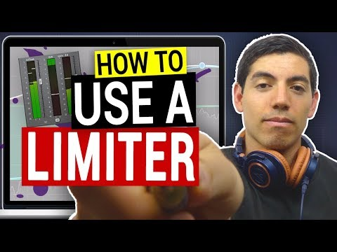 How To Use A Limiter | 3 Practical Uses Of A Limiter