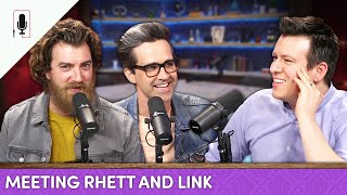 """Rhett & Link Respond To Religious Backlash After """"Coming Out"""" Agnostic & More 