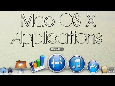 Mac OS X   HackStore (NEW Cydia Alternative?! Cydia For Mac) MacCydia?