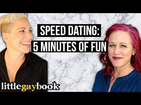 Lesbian/Bi Speed Dating: 5 Minutes of Fun!