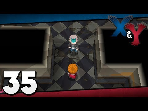 Pokémon X and Y - Episode 35 | Route 15: The Lost Hotel!