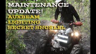 Download Mods and Maintenance Update! Auxbeam Lights Secret Snorkel! Foxford Ready? Video