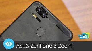 ASUS ZenFone 3 Zoom (CES 2017)