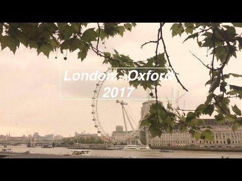London -  Oxford 2017