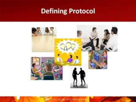 Protocol Development Applying Research to Practice