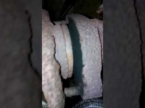 Exhaust Leak..flange rotted away
