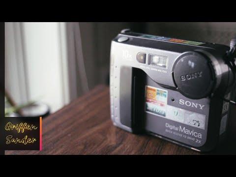 Floppy Disk Camera in 2018 - Sony Mavica Review