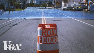 Why chronic floods are coming to New Jersey