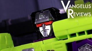Combiner Wars Titan Devastator (Transformers Generations) - Vangelus Review 326