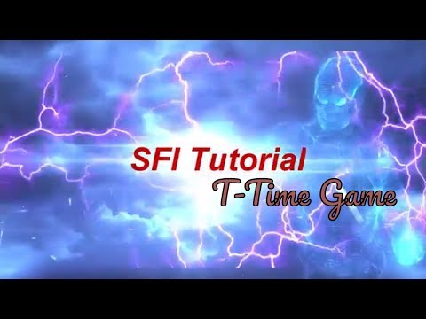 How To Play T Time Game On Triple Clicks || SFI Affiliate Marketing