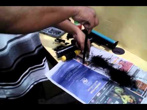 HP Laserjet Cartridge Refilling