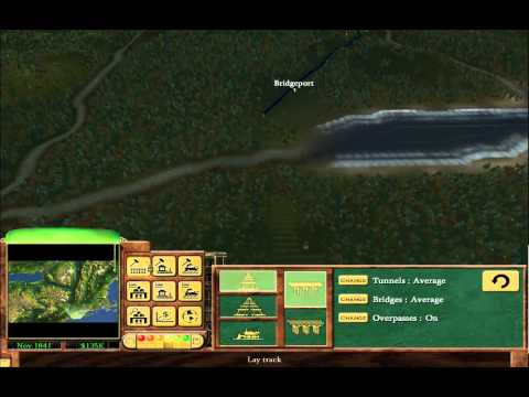 Railroad Tycoon 3 - Go West! - Part 2/3