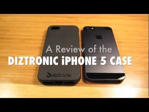 iPhone 5 Case Review: Diztronic, a $12 Case