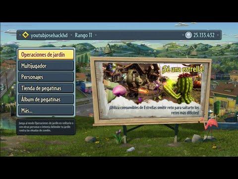 Plants VS Zombies Garden Warfare coin Hack  25.456.432
