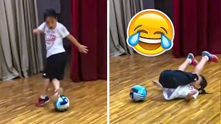8 MINUTES OF COMEDY FOOTBALL & FUNNIEST MOMENTS #4 (TRY NOT TO LAUGH)