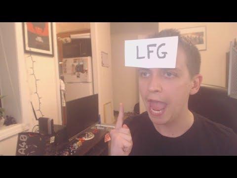 EVERY DESTINY LFG RAID POST EVER