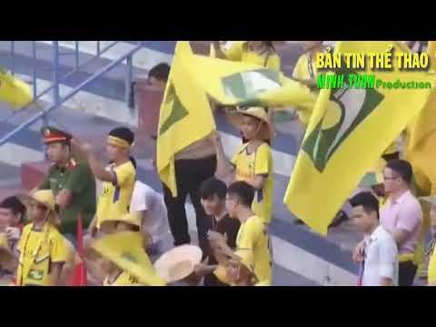 Nam Định đè bẹp SLNA Nam Định | V-League Vòng 7 2020