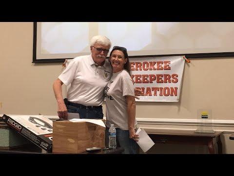 Raising $1000 for CHEROKEE BEEKEEPERS!