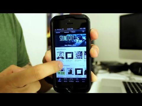 How to Download Songs to iPhone Without iTunes : Help With iTunes