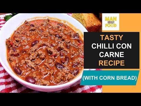 Chilli Con Carne Recipe - My Quick & Easy Chilli Con Carne Recipe | Manaboutfood
