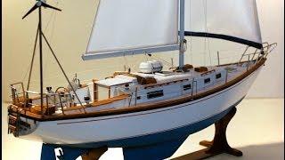 RC Laser Sailboat - PakVim net HD Vdieos Portal