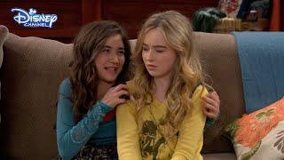 Girl Meets World - Riley's Funny Spider Massage - Disney Channel UK HD