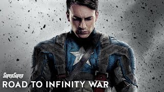 Road to Infinity War: Episode 5 | Captain America: The First Avenger