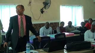Presentation on Activisim by Barr Eze Onyekpere Part 3