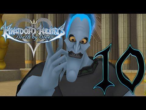 Kingdom Hearts Birth By Sleep Walkthrough Part 10 Terra Olympus Coliseum (Let's Play Gameplay)
