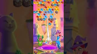 Bubble Witch 3 Saga Level 1127 ~ No Boosters