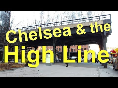 New York's Chelsea and the High Line