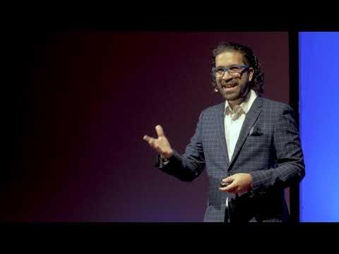 How Leaders Tell Stories | Majeed Mogharreban | TEDxSunValley