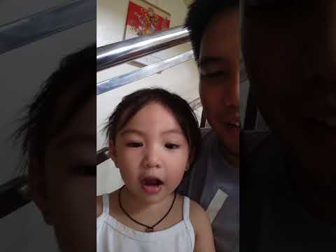 Learning to Speak - My 2 years old baby