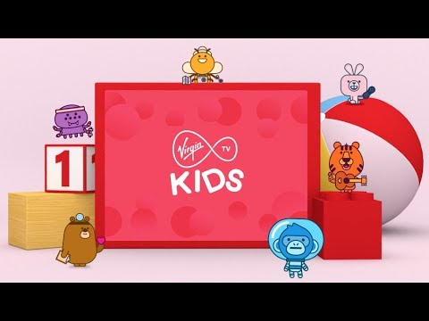 Virgin TV Kids App