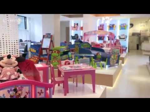Reuters Interviews Delta Children About Toys 'R' Us closing