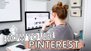 Download MY 2019 PINTEREST STRATEGY: How I create pins, write pin descriptions, & schedule through Tailwind Video