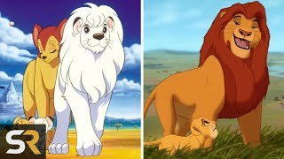 10 Anime Films That Were Ripped Off By Hollywood Movies