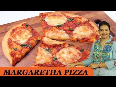 MARGARETHA PIZZA - Mrs Vahchef