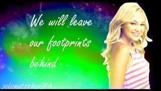 Olivia Holt Carry On Lyrics(Not Full)