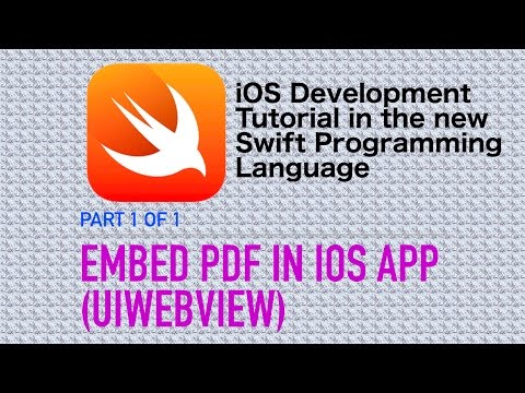 Pdf Viewer In Ios Applications In Xcode 5 Iphone Application