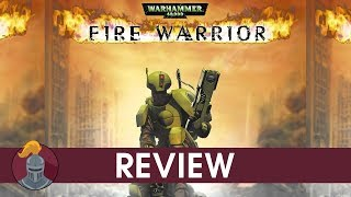 Warhammer 40K Fire Warrior Review