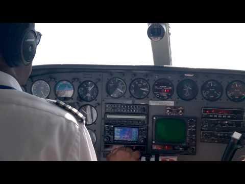 Landing on Tortola