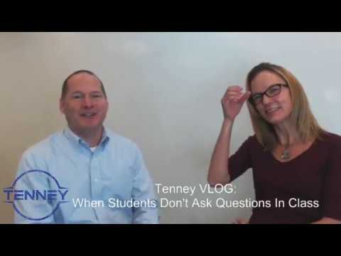 VLOG#1: When Students Do Not Ask Questions in Class