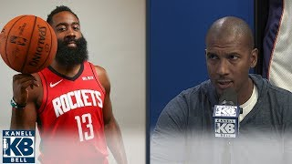 NBA Power Rankings: Rockets are ranked too low | Kanell & Bell