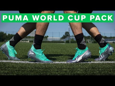 NEW PUMA WORLD CUP FOOTBALL BOOTS | FUTURE 2.1 & ONE 1 | Play Test
