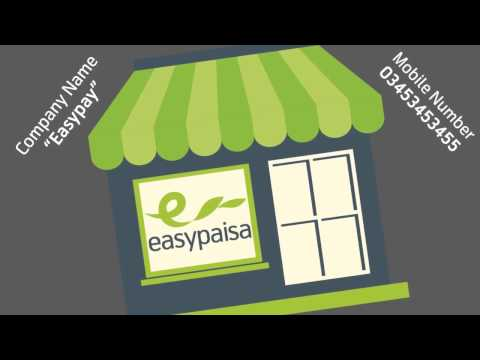 Easypay Online Payments at an Easypaisa Shop - Yayvo.com
