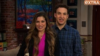 'Girl Meets World's' Ben Savage and Danielle Fishel on Their Celeb Crushes and Secret Talents