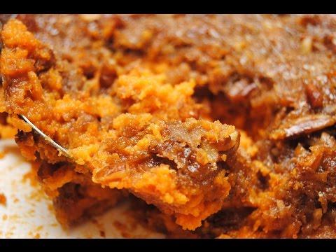 The Best Sweet Potato Casserole You'll Ever Taste!