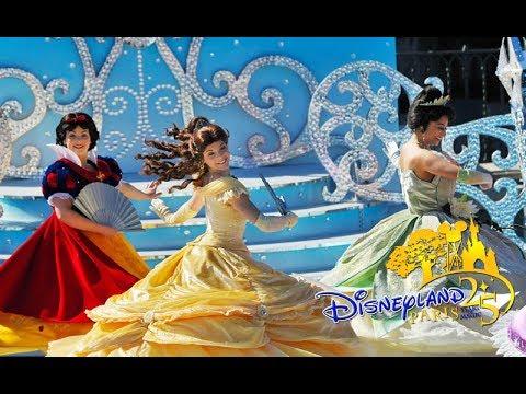 Disneyland Paris 25th Anniversary The Starlit Princess Waltz Show