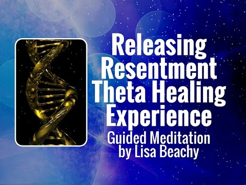 Releasing Resentment Guided Meditation 💙 Theta Healing Experience